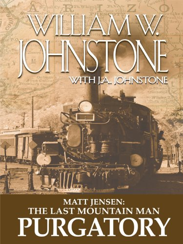 9781410423511: Matt Jensen The Last Mountain Man Purgatory (Wheeler Western)