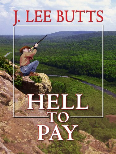 9781410423672: Hell to Pay: The Life and Violent Times of Eli Gault (Wheeler Publishing Large Print Western)