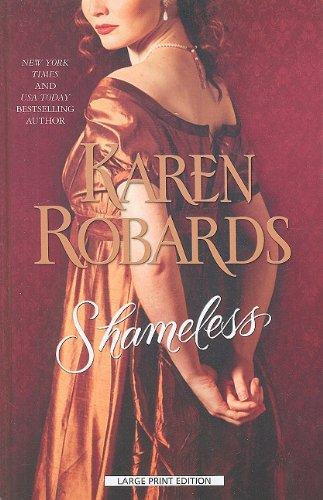 9781410423689: Shameless (Wheeler Large Print Book Series)