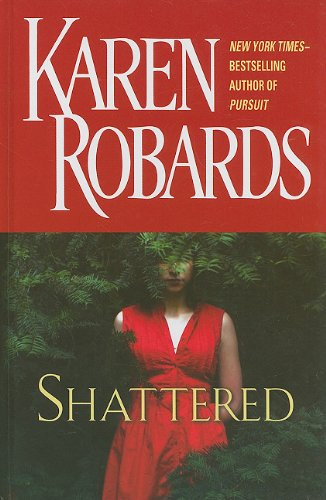 9781410423696: Shattered (Wheeler Large Print Book Series)