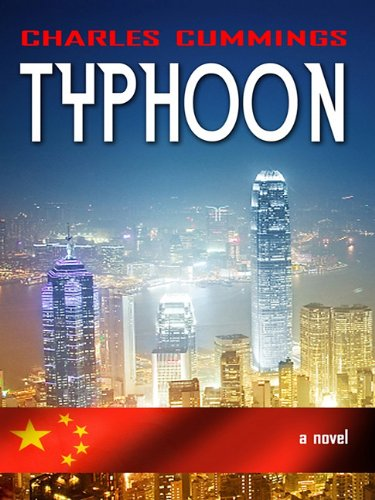 9781410423863: Typhoon (Thorndike Thrillers)