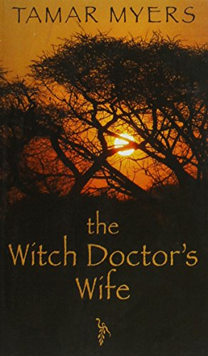 9781410423917: The Witch Doctor's Wife (Kennebec Large Print Superior Collection)