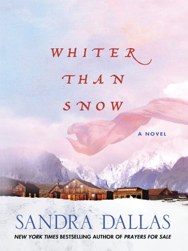 9781410424020: Whiter Than Snow (Wheeler Hardcover)