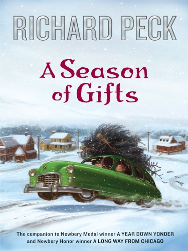 9781410424099: A Season of Gifts (Thorndike Literacy Bridge Young Adult)