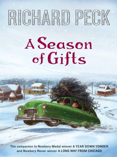 9781410424099: A Season of Gifts (Thorndike Press Large Print Literacy Bridge Series)