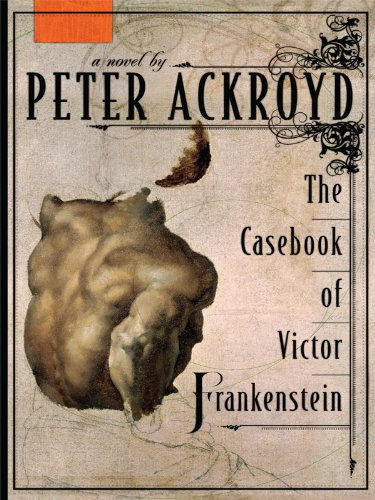 9781410424211: The Casebook of Victor Frankenstein (Thordike Press Large Print Reviewer's Choice)