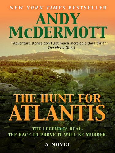 9781410424280: The Hunt for Atlantis (Thorndike Press Large Print Basic Series)