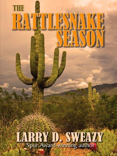 9781410424334: The Rattlesnake Season (Thorndike Large Print Western)