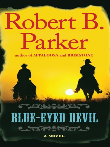 9781410424501: Blue-Eyed Devil (Wheeler Hardcover)
