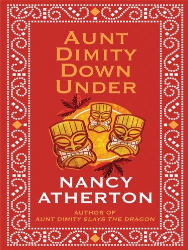 9781410424532: Aunt Dimity Down Under (Thorndike Mystery)