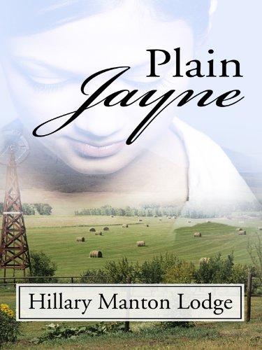 9781410424648: Plain Jayne (Thorndike Christian Fiction)