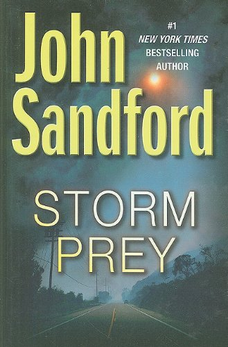 9781410424730: Storm Prey (Thorndike Press Large Print Basic Series)