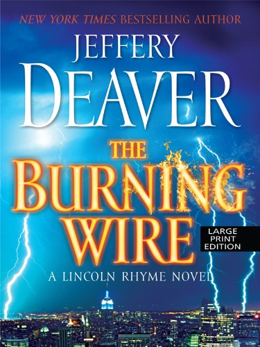 9781410424747: The Burning Wire