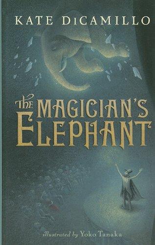9781410424938: The Magician's Elephant (Thorndike Literacy Bridge Young Adult)