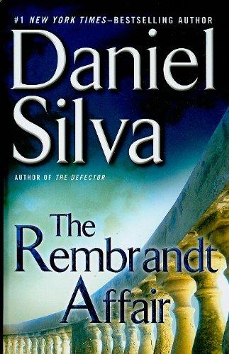 9781410424990: The Rembrandt Affair (Wheeler Hardcover)