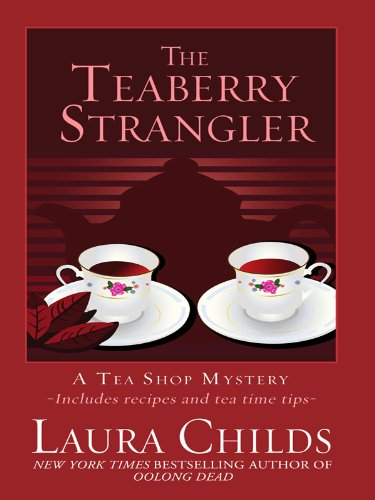 9781410425003: The Teaberry Strangler (Tea Shop Mystery)
