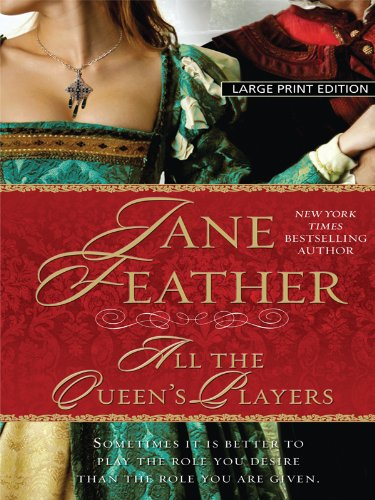 9781410425034: All the Queen's Players (Thorndike Press Large Print Core)