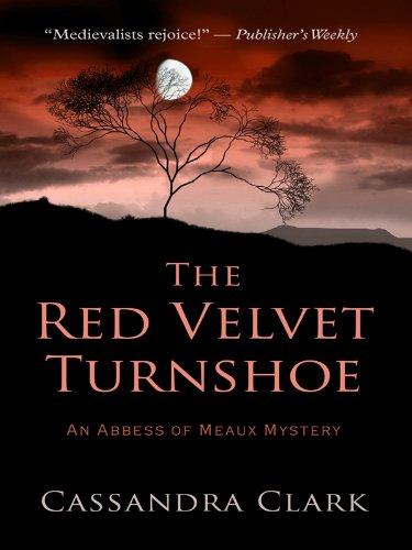 9781410425041: The Red Velvet Turnshoe (Thorndike Press Large Print Core Series)