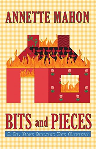 9781410425072: Bits and Pieces (St. Rose Quilting Bee Mystery)