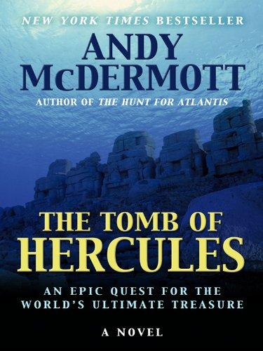 9781410425119: The Tomb of Hercules (Thorndike Press Large Print Basic Series)