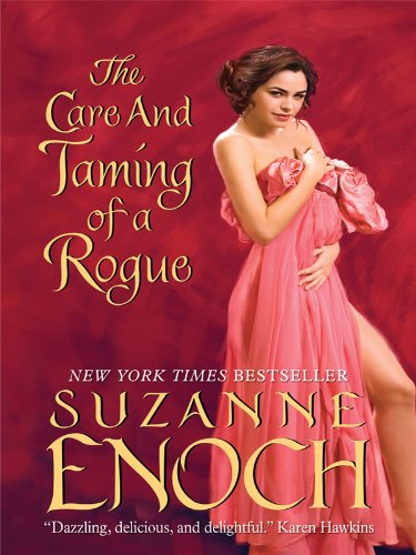 9781410425157: The Care and Taming of a Rogue (Wheeler Large Print Book Series)