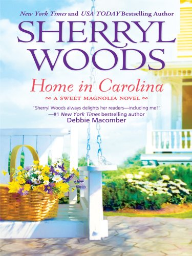9781410425188: Home in Carolina (Thorndike Press Large Print Romance Series)