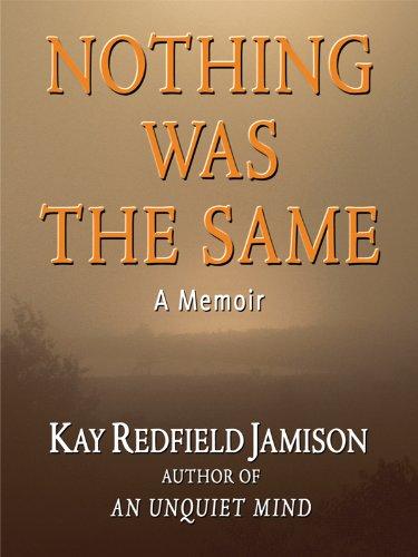9781410425225: Nothing Was the Same: A Memoir (Thorndike Biography)