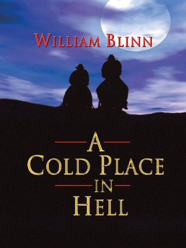 9781410425317: A Cold Place in Hell (Wheeler Large Print Western)