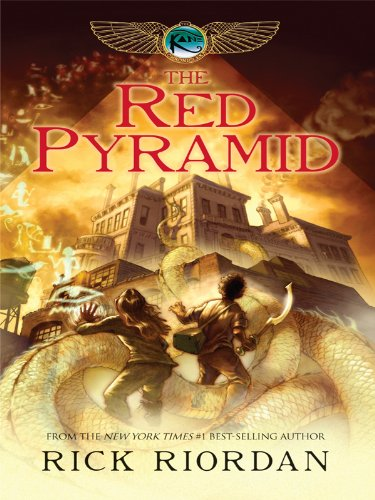 9781410425362: The Red Pyramid (Kane Chronicles)