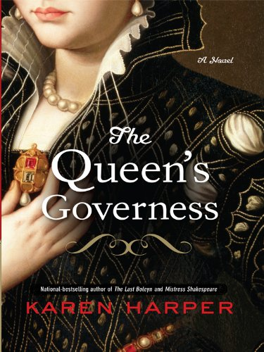 9781410425515: The Queen's Governess (Thorndike Core)