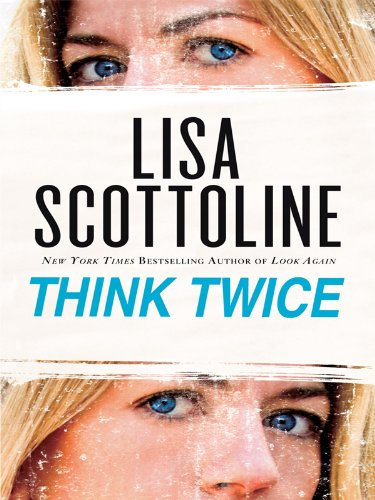 9781410425607: Think Twice (Thorndike Press Large Print Basic Series)