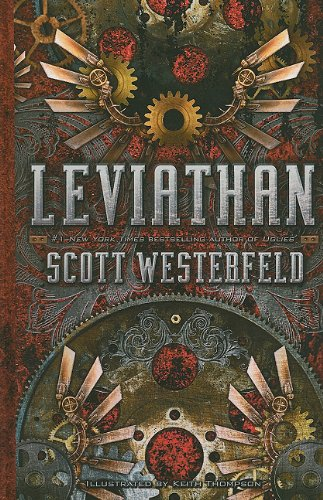 9781410425720: Leviathan (Thorndike Press Large Print Literacy Bridge Series)