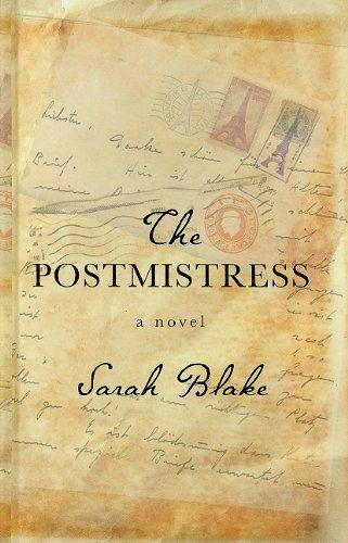 The Postmistress (Wheeler Hardcover): Blake, Sarah