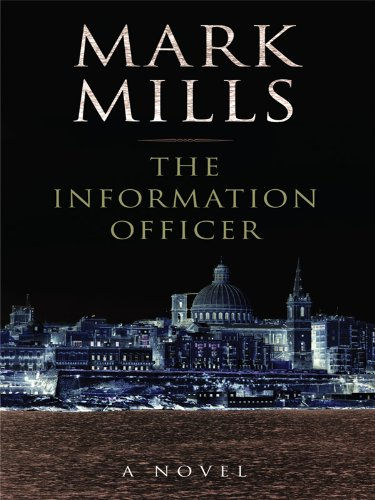 9781410425812: The Information Officer (Thorndike Press Large Print Historical Fiction)
