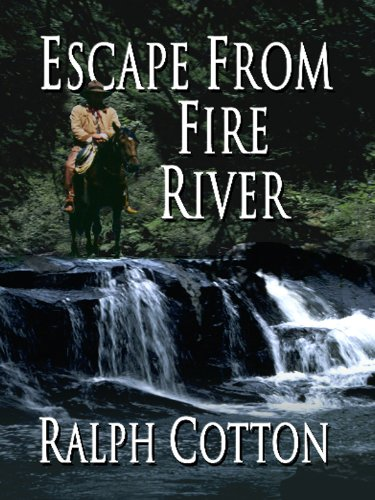 9781410425966: Escape from Fire River (Thorndike Western I)