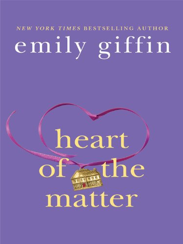 9781410426406: Heart of the Matter (Thorndike Press Large Print Basic)