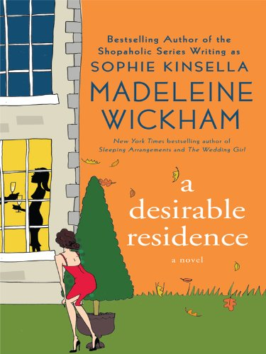 9781410426499: A Desirable Residence (Wheeler Large Print Book Series)