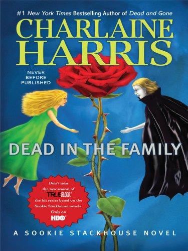 Dead in the Family (Wheeler Hardcover): Harris, Charlaine