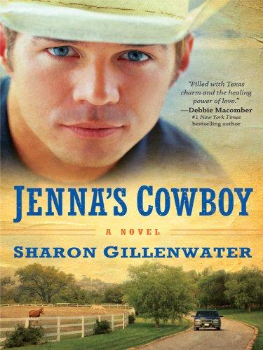 Jenna's Cowboy (Thorndike Christian Romance): Gillenwater, Sharon