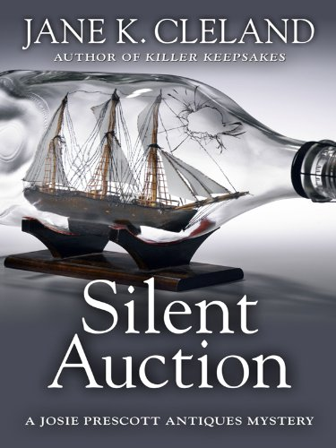 9781410427359: Silent Auction (Thorndike Press Large Print Mystery Series)