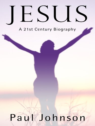 9781410427397: Jesus: A Biography from a Believer. (Thorndike Press Large Print Biography Series)