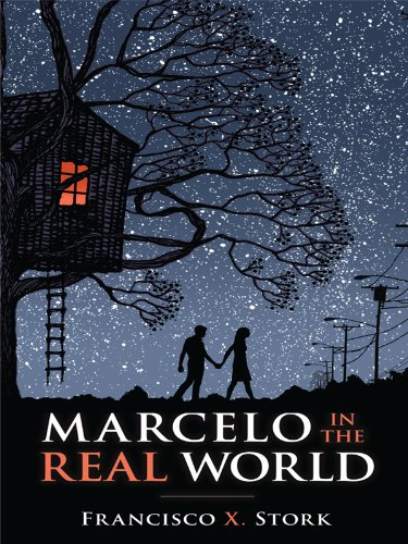 9781410427519: Marcelo In The Real World (Thorndike Press Large Print Literacy Bridge Series)