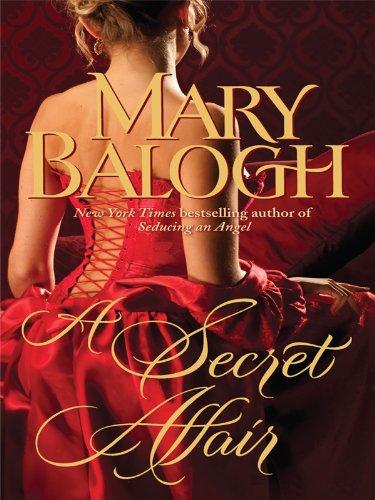 A Secret Affair (Basic): Balogh, Mary