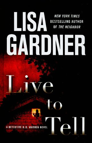 9781410427663: Live to Tell (Thorndike Press Large Print Core Series)