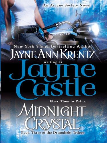9781410427748: Midnight Crystal (Dreamlight Trilogy Thorndike Press Large Print Basic Series)