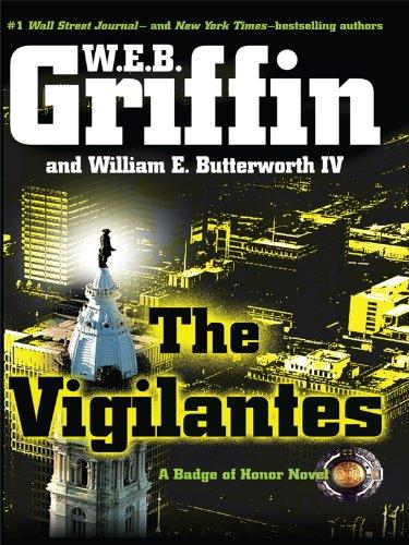 9781410427755: The Vigilantes (Thorndike Press Large Print Core Series)
