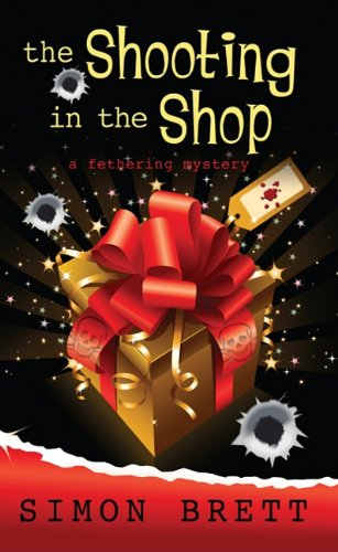 9781410427847: The Shooting in the Shop (Thorndike Press Large Print Core)