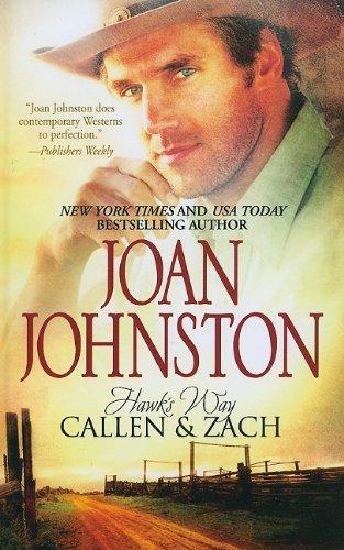 Hawk's Way Callen & Zach (Wheeler Publishing: Johnston, Joan