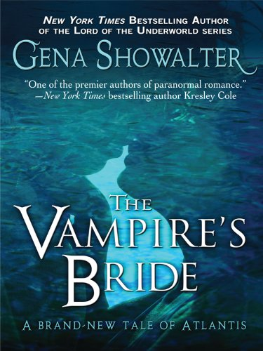 9781410428301: The Vampire's Bride (Atlantis)