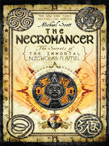 9781410428516: The Necromancer: The Secrets Of The Immortal Nicholas Flamel